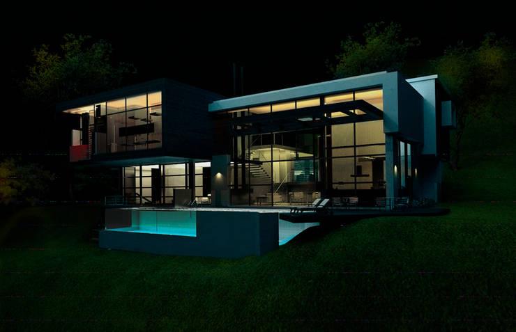 ILUMINACION:  de estilo  por IngeniARQ Arquitectura + Ingeniería