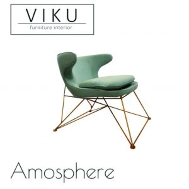Atmosphere arm chair:  Dining room by viku