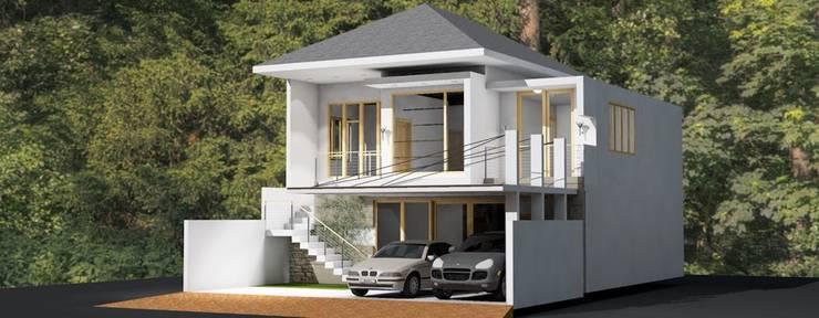 Rumah Klinik:   by R.n.R Design