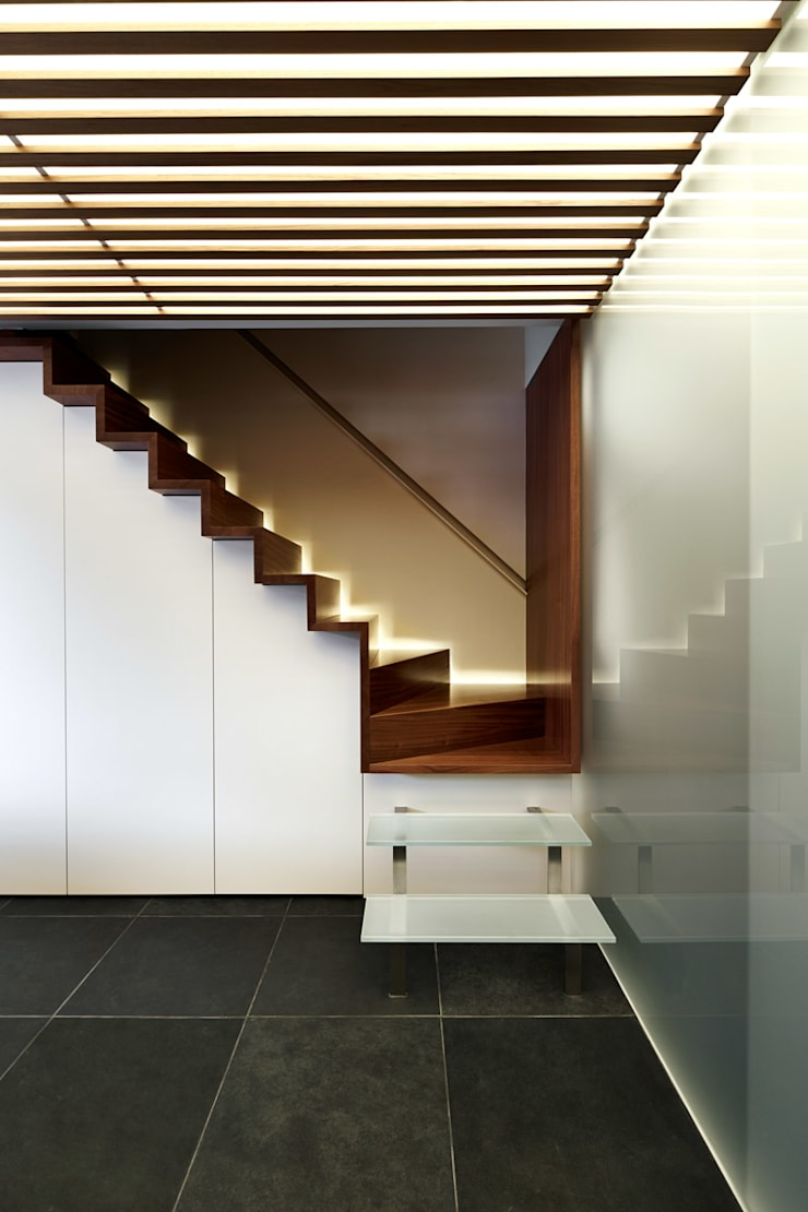 Aperture:  Stairs by KUBE Architecture