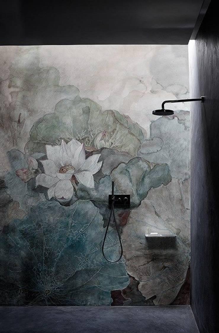 Gurgaon :  Bathroom by Jasmine Interior Designs