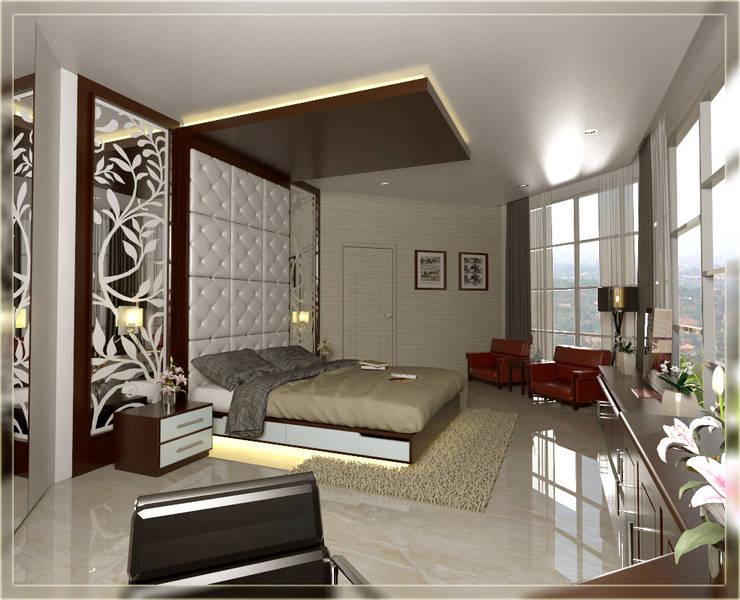 BEDROOM 02:   by Arsitekpedia