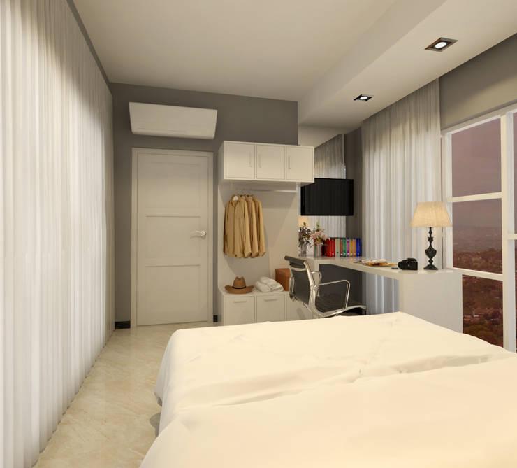 bedroom scene 01send:   by Arsitekpedia