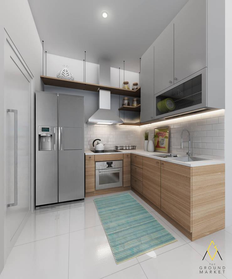 Kitchen:   by The Ground Market