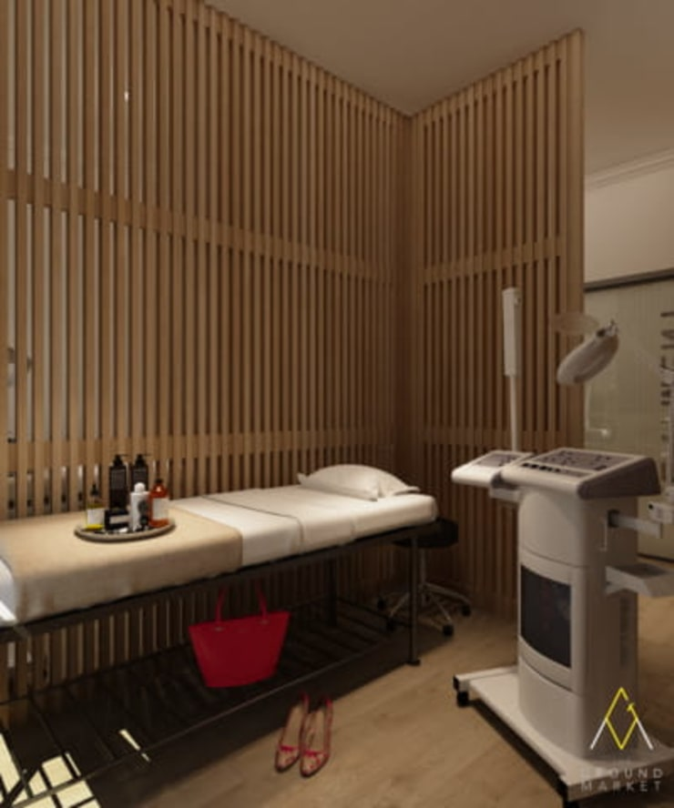 Treatment Room:   by The Ground Market