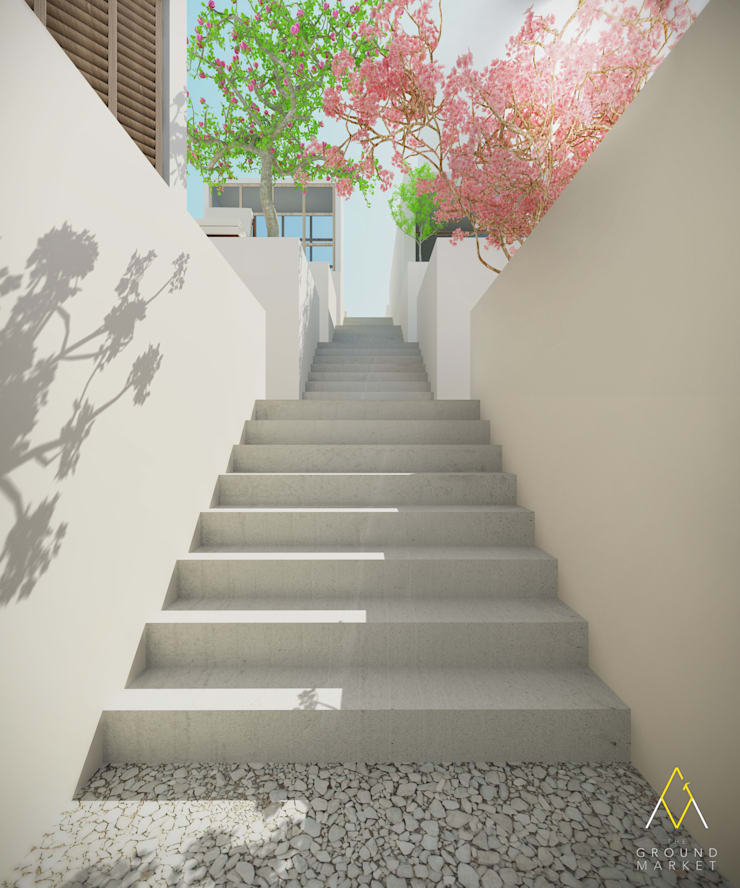 Stairway :   by The Ground Market