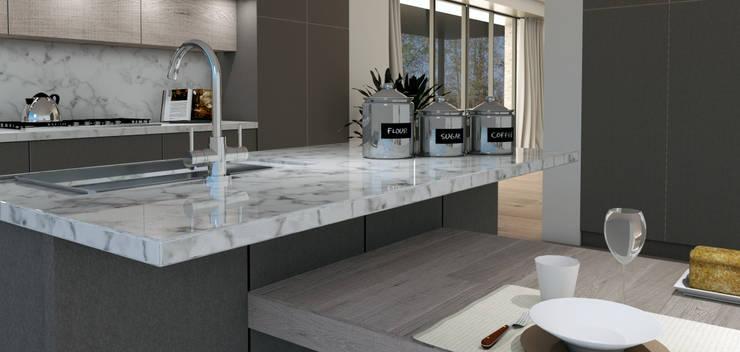 Cucina Moderna Von Lambda Design Homify