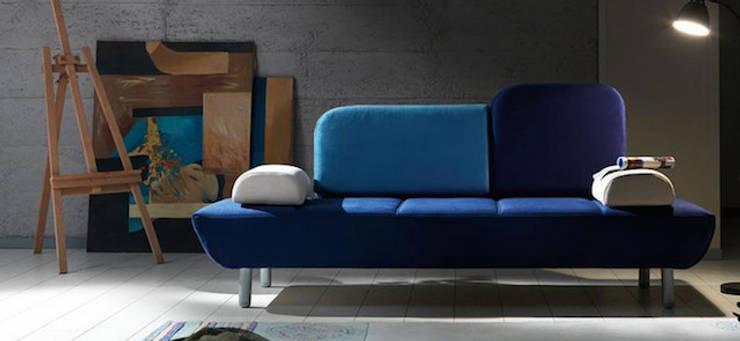 Bộ sưu tập các mẫu sofa giường đẹp:  Gym by Prime Sofa