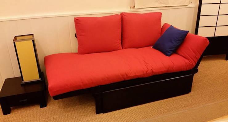 Bộ sưu tập các mẫu sofa giường đẹp:  Pool by Prime Sofa