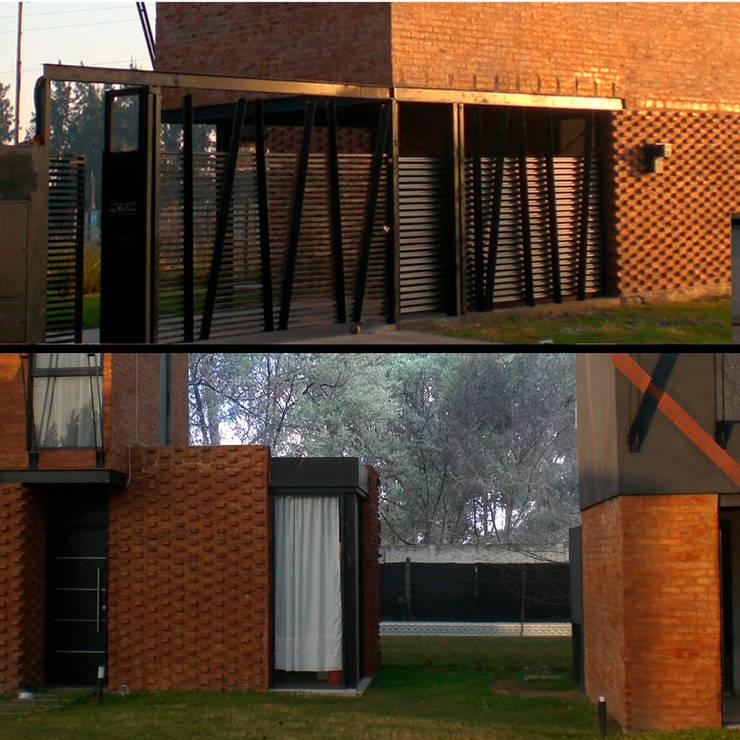 Condominio Los Pinos / Fisherton / Rosario:  de estilo  por Metamorfosis arquitectura y diseño,