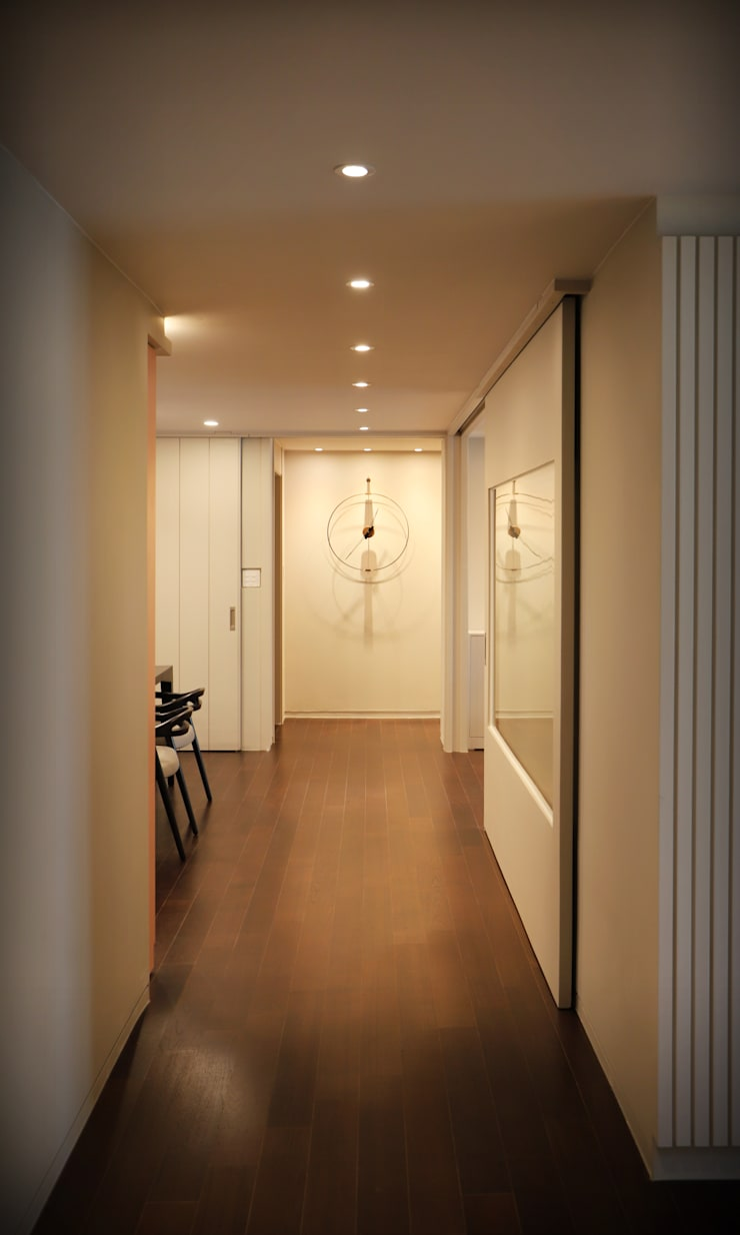 Donga Apartment in Incheon: 아우딘스페이스의
