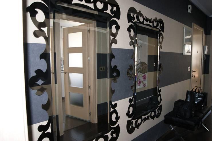 Corridor & hallway by Qum estudio