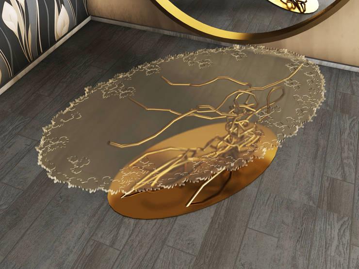 Tavolo da salotto: Casa in stile  di SeFa Design by nature