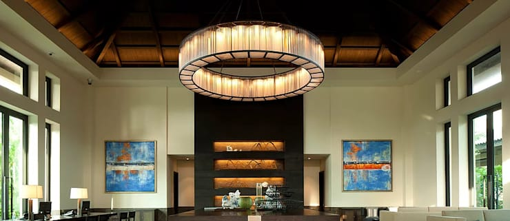 Bespoke chandeliers design & supply:  Household by Fabio Lighting