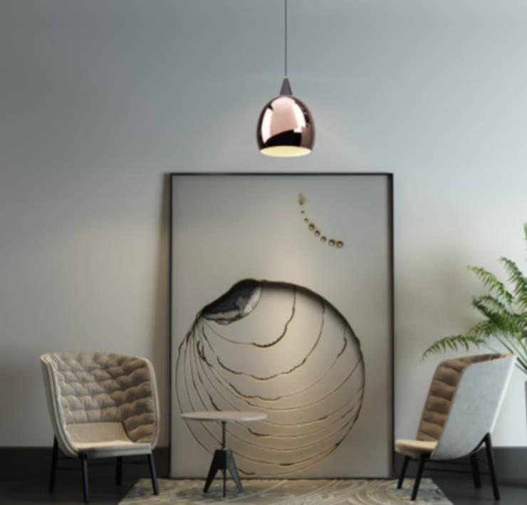 Exclusive product portfolio : modern  by Fabio Lighting, Modern Glass
