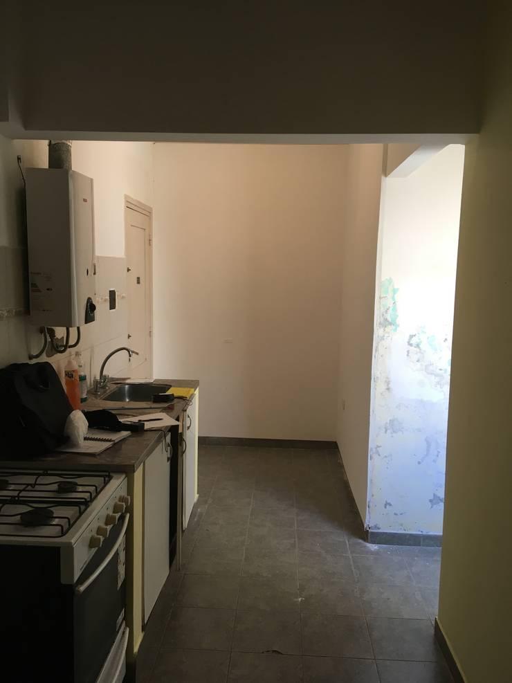 Departamento 63:  de estilo  por Arquitectos CGC,