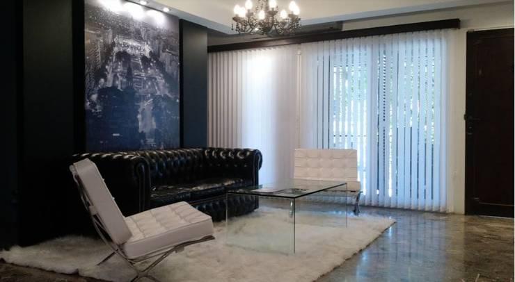 Living room by Arquimundo 3g - Diseño de Interiores - Ciudad de Buenos Aires, Modern
