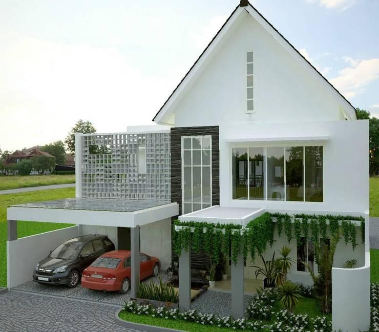 Rumah Tinggal:   by caklan