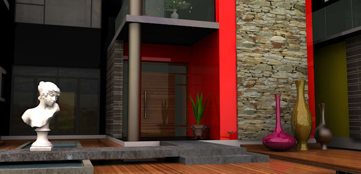 3D Architectural Renderings:   by Kori Interiors
