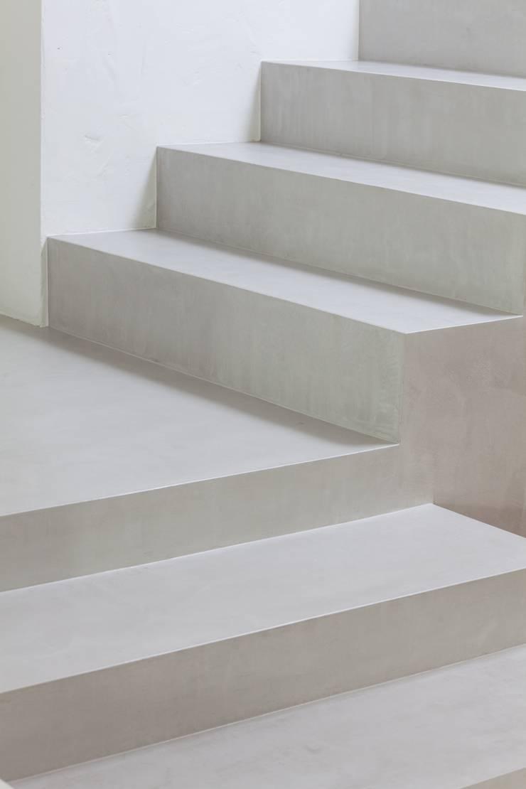Tangga oleh Didonè Comacchio Architects, Minimalis