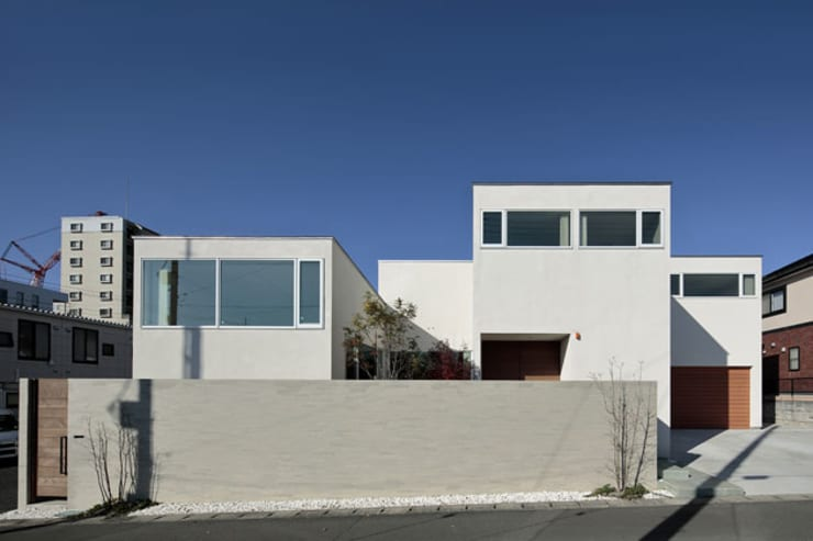 分節と連続の家: 株式会社Fit建築設計事務所が手掛けた家です。