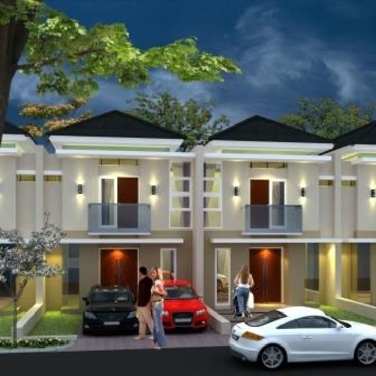 Green Hill – Pekanbaru:   by RF Arch & Design