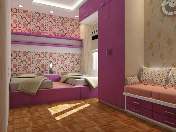 Interior Siak sari – Pekanbaru:   by RF Arch & Design