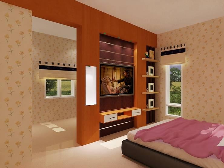Interior The royal no. 12 - Pekanbaru:   by RF Arch & Design