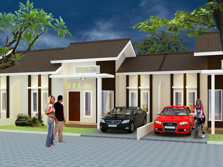 Perumahan Maya Asri – Pekanbaru:   by RF Arch & Design