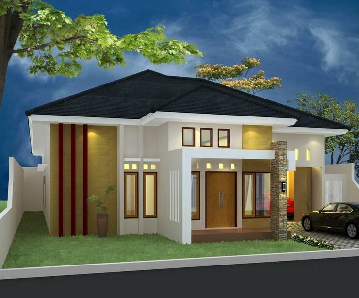 Rumah Pak Wan - Pekanbaru:   by RF Arch & Design