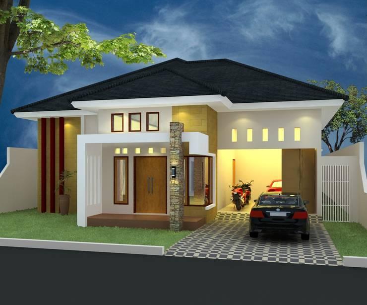 Rumah Pak Wan – Pekanbaru:   by RF Arch & Design
