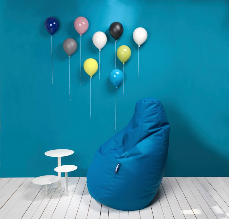 Balloons palloncini decorativi in ceramica di creativando for Oggetti design regalo