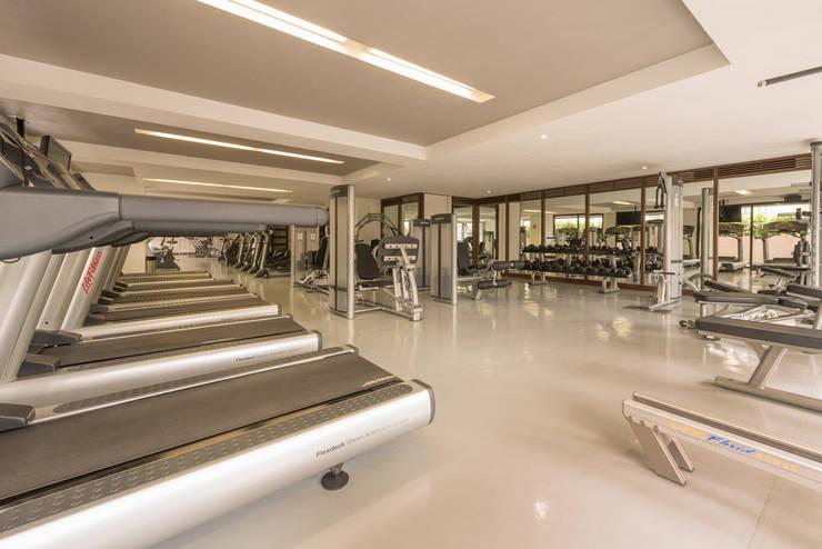 ห้องออกกำลังกาย by IDEA Asociados