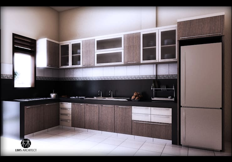 Kitchen by Lims Architect