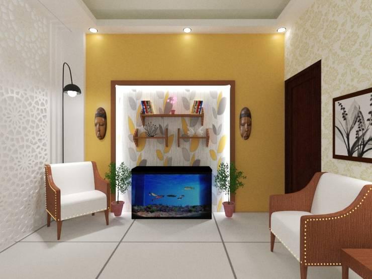 by Kapilaz Space Planners & Interior Designer