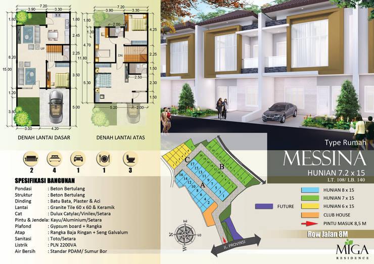 Miga Residence, Nias city:  Venue by Lims Architect