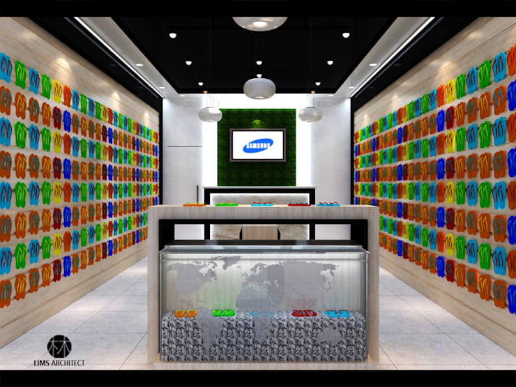 Fipper Jogja Mall:   by Lims Architect