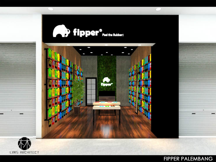 Fipper Palembang:   by Lims Architect