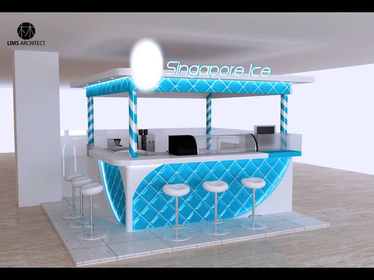 Singapore Ice Sun Plaza & Medan Fair:   by Lims Architect