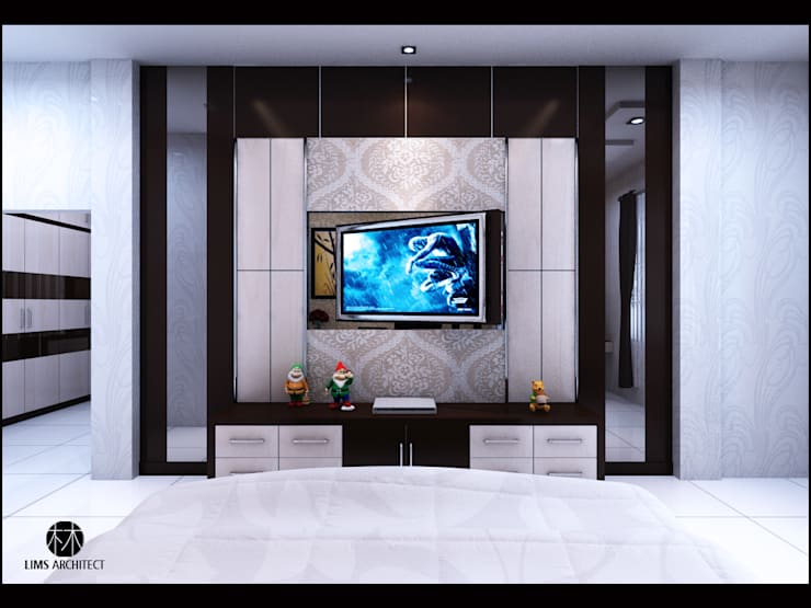 MMTC Master Room:   by Lims Architect