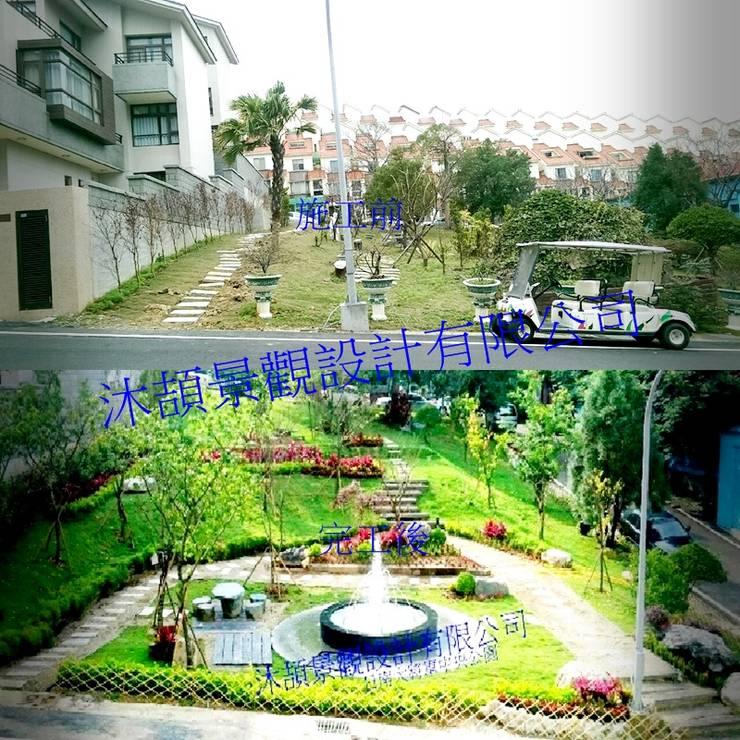 日南建設(大將軍社區)公園:   by 沐頡景觀設計公司