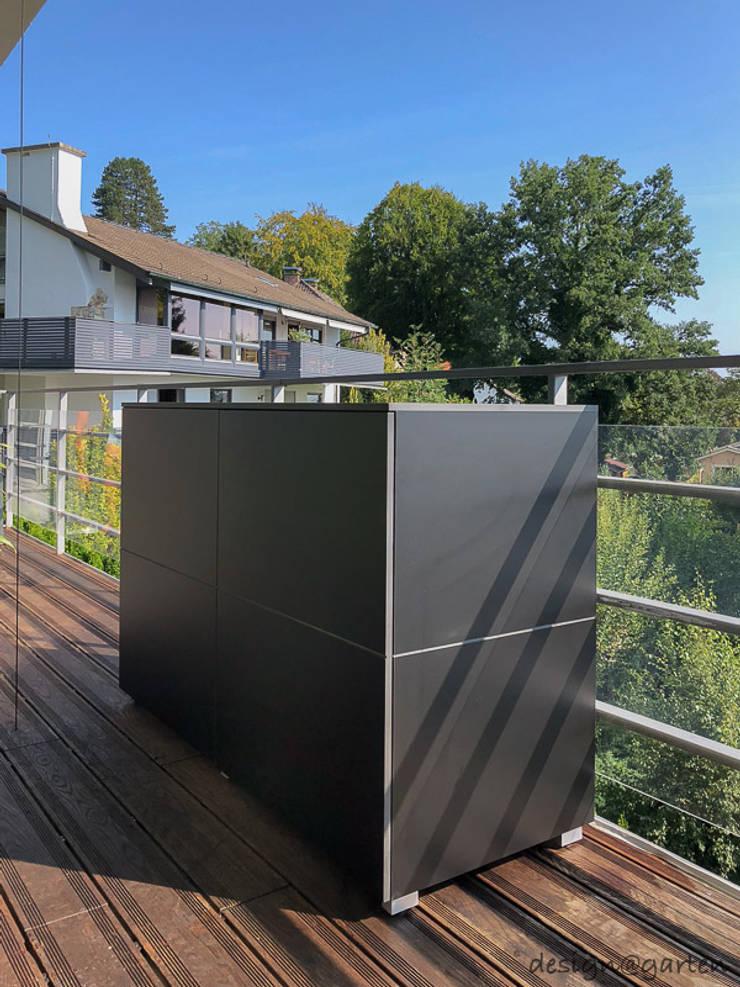 Balkonschrank At Win Aus Hpl In Starnberg By Design At Garten Alfred
