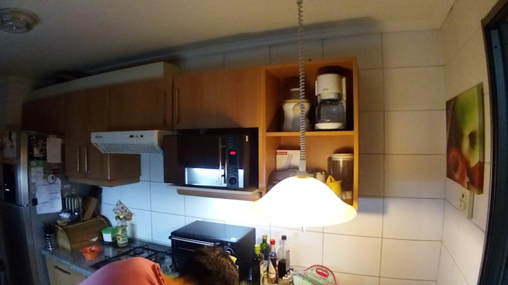 modern Kitchen by Lares Arquitectura