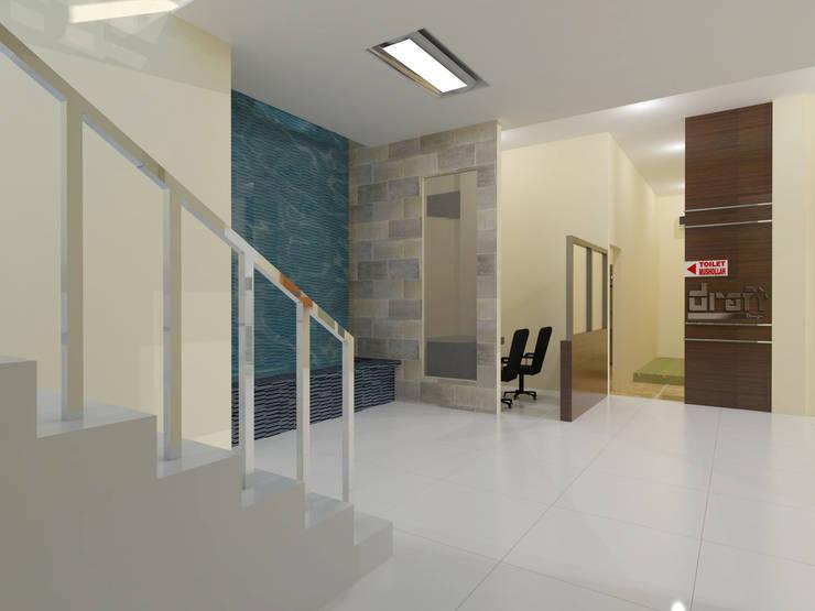 Rencana Rehab kantor DPM-PTSP kab. Muara enim:   by Draft Karya