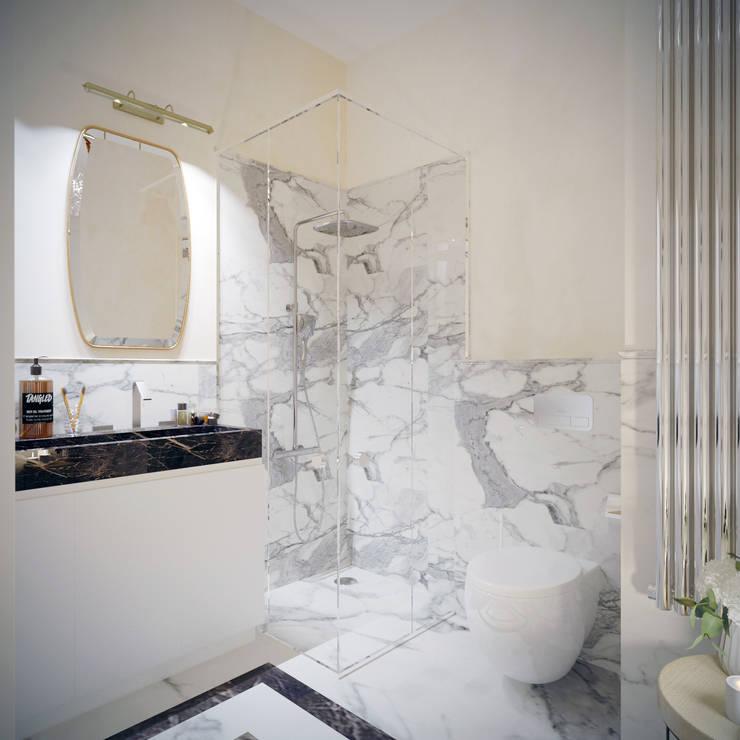 Baños de estilo  de KOSO DESIGN