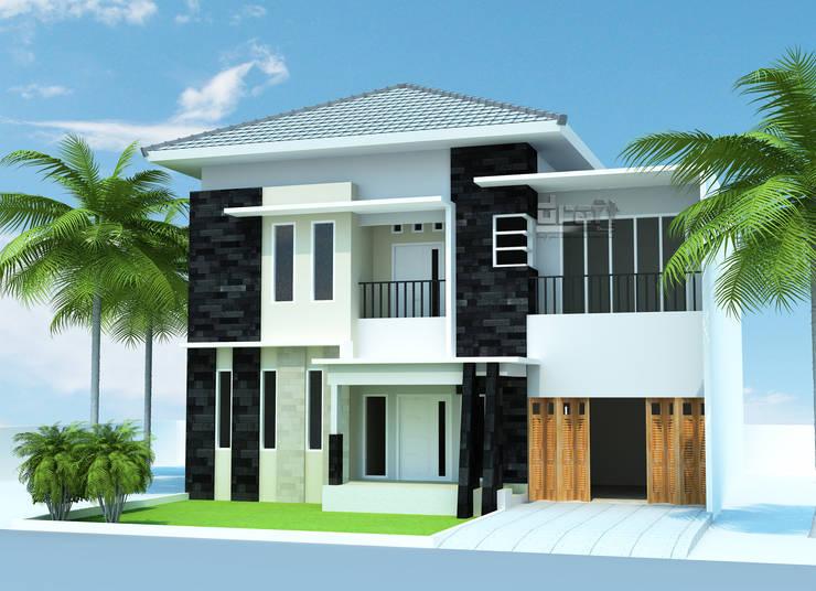 Rumah tinggal Bpk. Abdul karim:   by Draft Karya