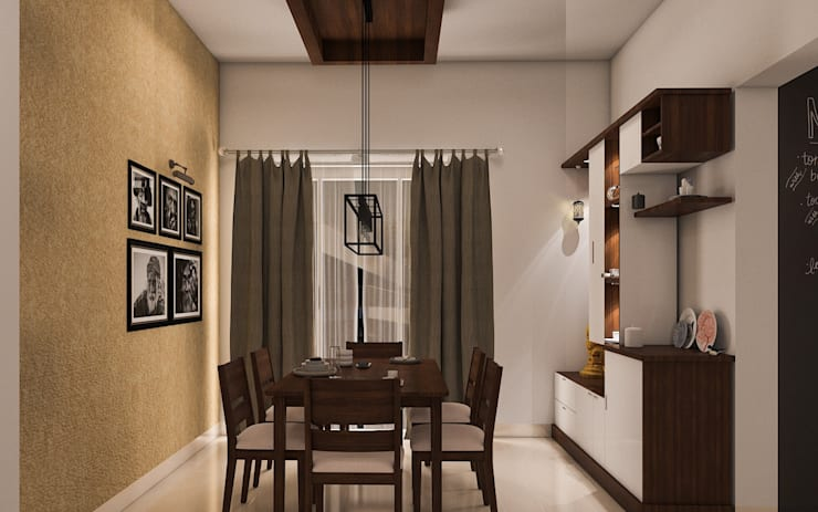 Dining room by Modulart