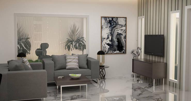 Phòng khách by IDEARCH
