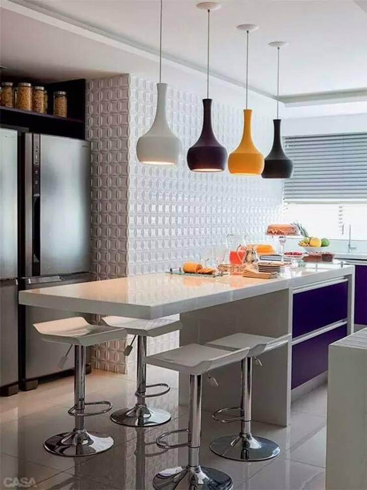 Diseño y Fabricación De Reposteros De Cocina: Cocina de estilo  por MARSHEL DUART SRL
