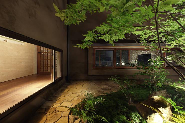 Studio tanpopo-gumi 一級建築士事務所의  앞마당